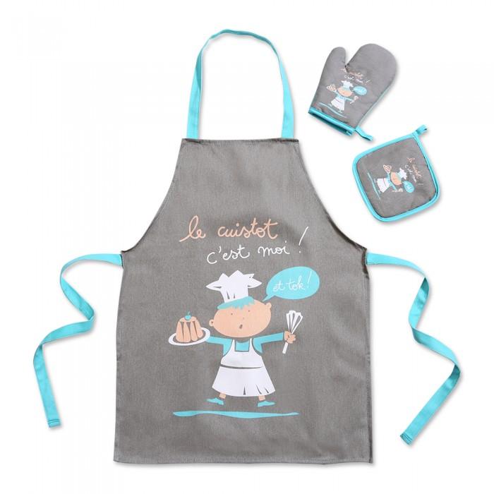 Детские фартуки DOSH | HOME Набор шеф-повара для детей Atira 101510