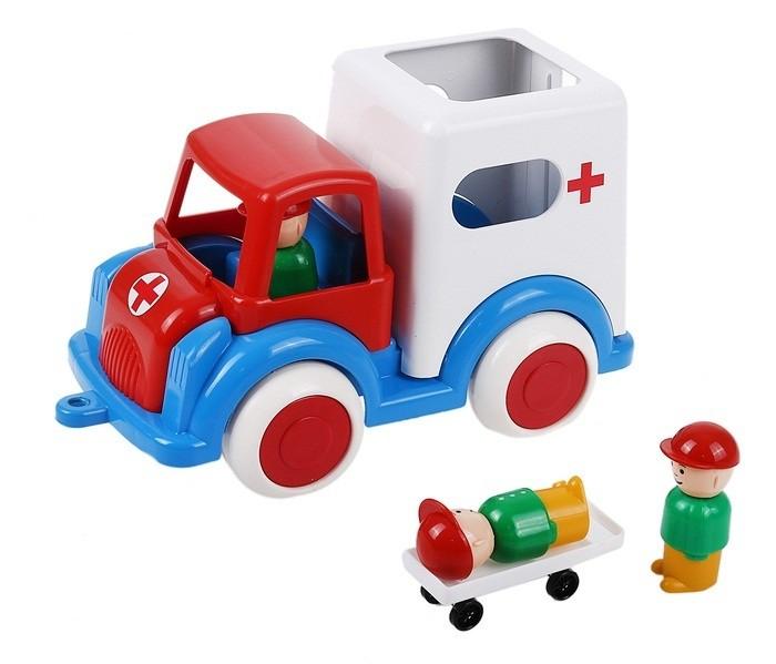 Купить Машины, Форма Машина скорой помощи Детский сад
