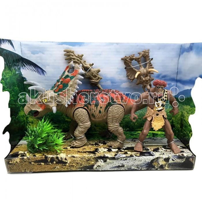 Игровые фигурки Happy Kin Набор динозавров 41099 игровые наборы esschert design набор игровой kg118