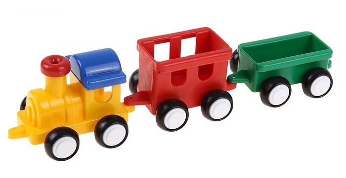 Железные дороги Форма Паровозик Детский сад