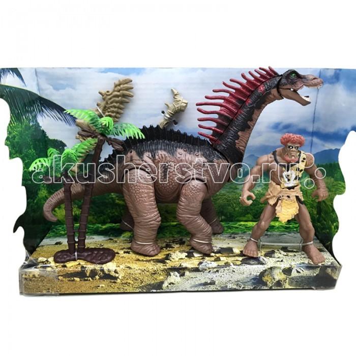 Игровые фигурки Happy Kin Набор динозавров 41101 игровые наборы esschert design набор игровой kg118