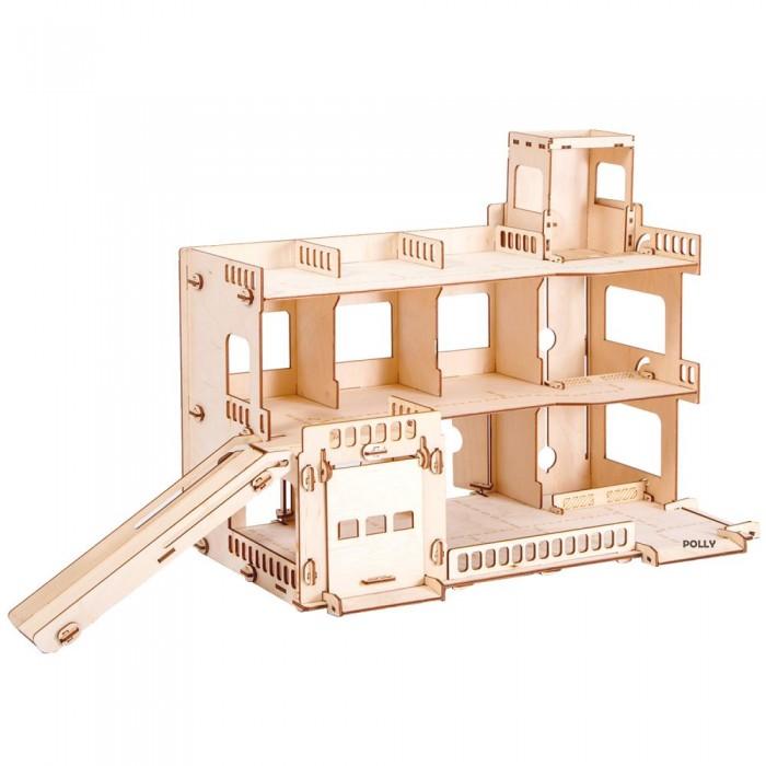 Кукольные домики и мебель Polly Конструктор Ситипарк