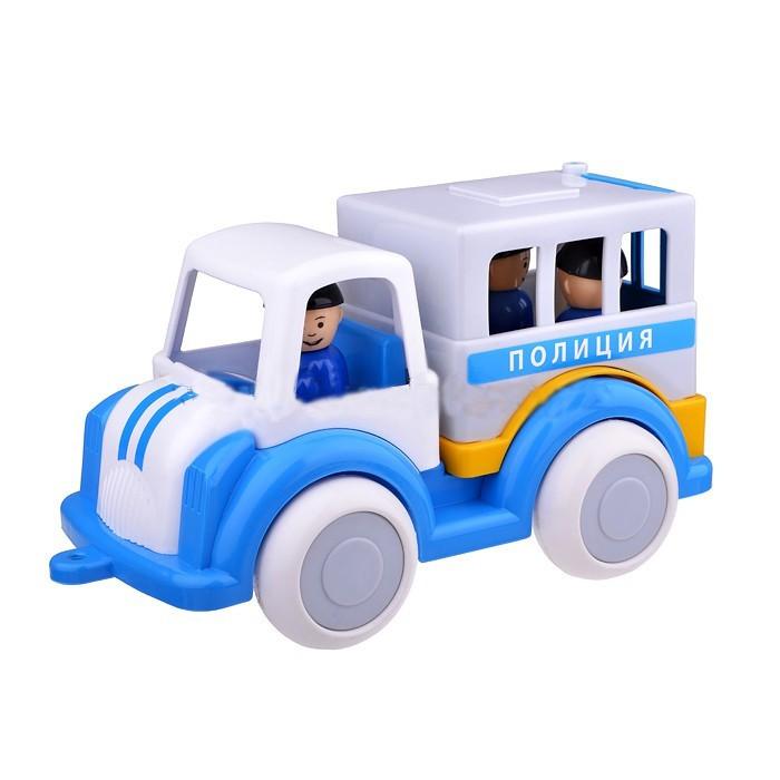 Купить Машины, Форма Полицейская машинка Детский сад
