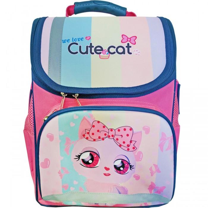 Школьные рюкзаки Action Ранец ученический Cute Cat