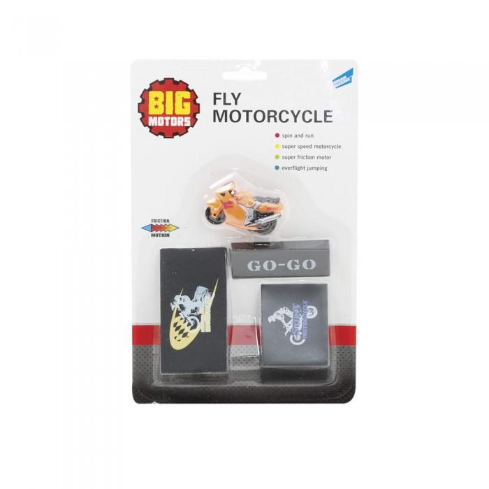 Машины Big Motors Набор игровой Супер скоростной мотоцикл