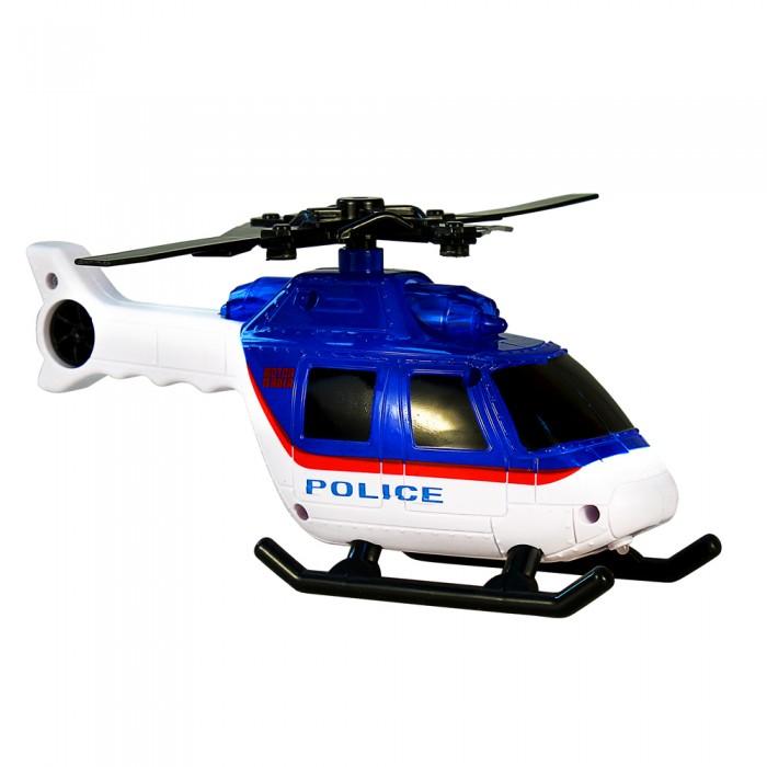 Купить Вертолеты и самолеты, Big Motors Вертолёт полицейский