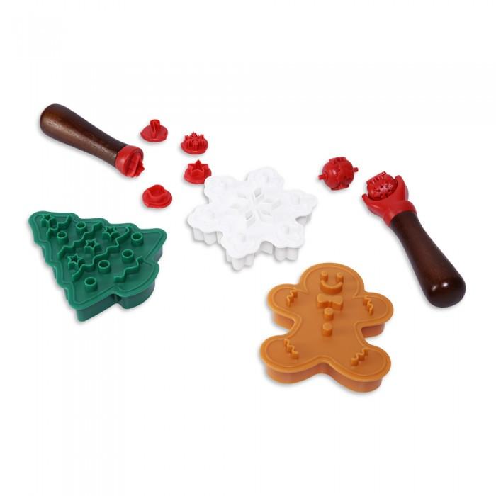 Выпечка и приготовление DOSH | HOME Формочки с печатью для печенья Vela Зима 13 шт.