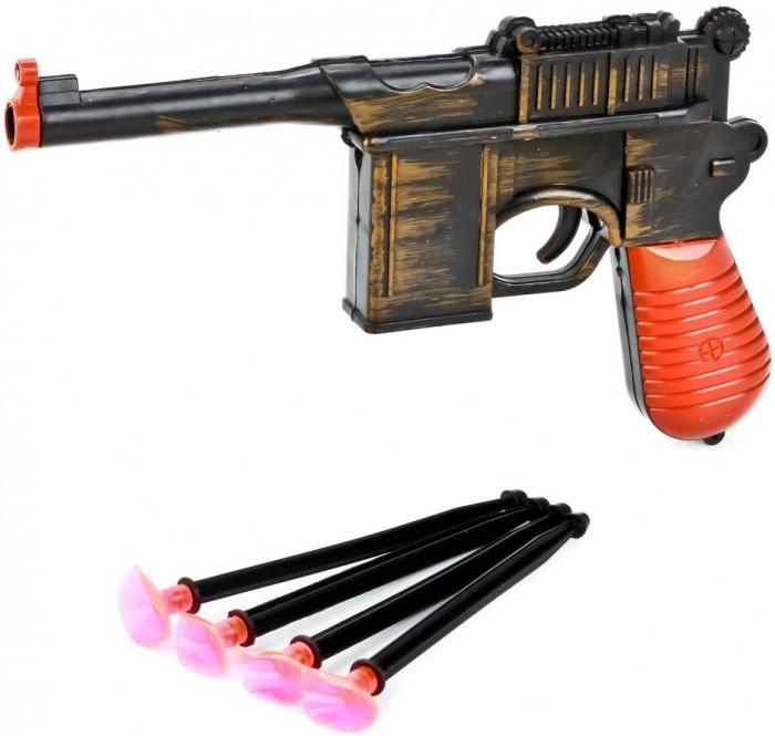 игрушечное оружие играем вместе револьвер играем вместе Игрушечное оружие Играем вместе Пистолет с присосками B1534180-R