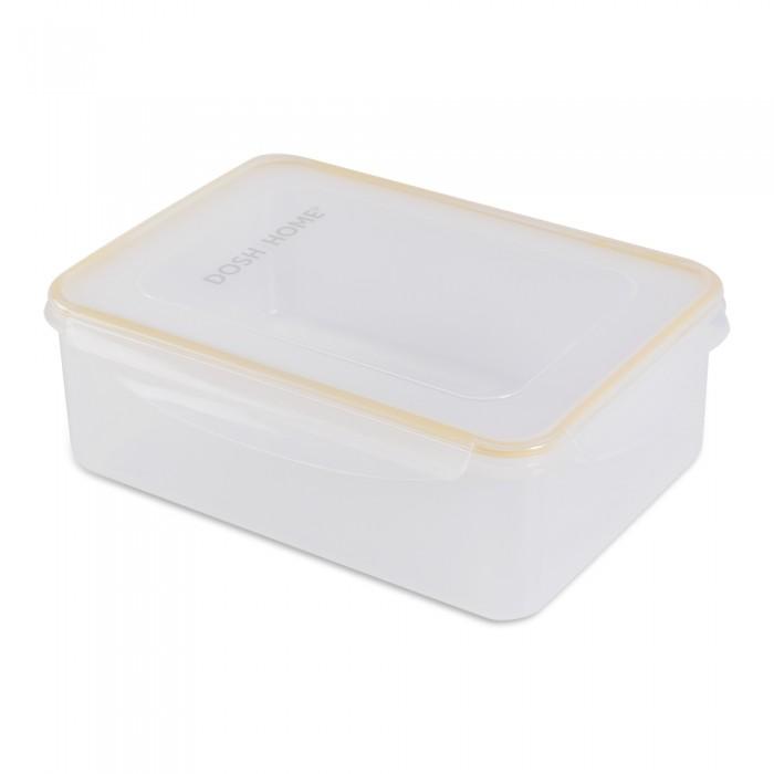 Контейнеры для еды DOSH | HOME Контейнер прямоугольный Sagitta 2.3 л контейнеры для еды dosh home контейнер квадратный sagitta 0 3 л