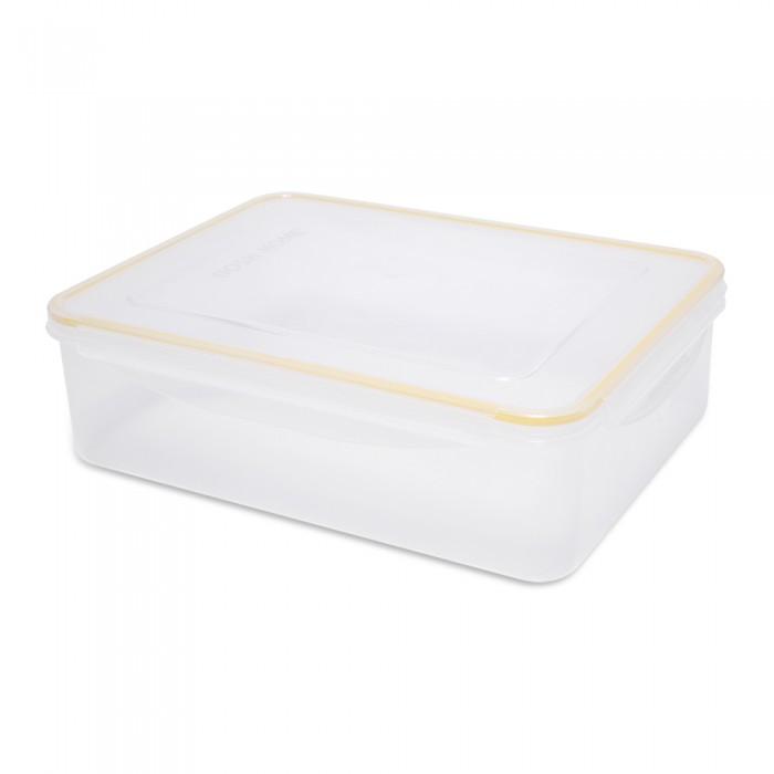 Контейнеры для еды DOSH | HOME Контейнер прямоугольный Sagitta 3.8 л контейнеры для еды dosh home контейнер квадратный sagitta 0 3 л