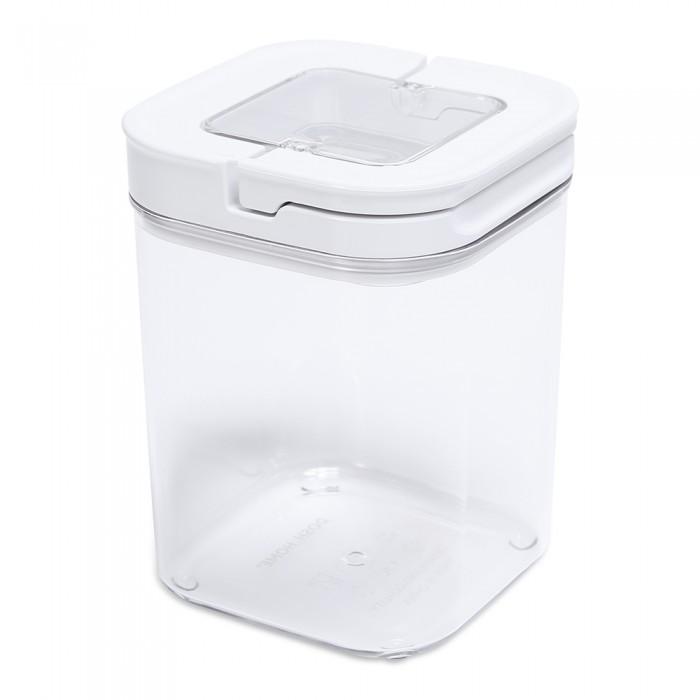 Контейнеры для еды DOSH | HOME Контейнер квадратный Sagitta 1.1 л контейнеры для еды dosh home контейнер квадратный sagitta 0 3 л