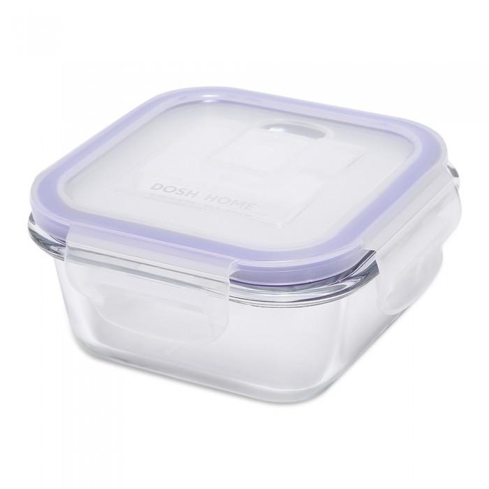 Контейнеры для еды DOSH | HOME Контейнер квадратный Sagitta 0.3 л контейнеры для еды dosh home контейнер квадратный sagitta 0 3 л