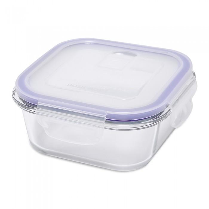 Контейнеры для еды DOSH | HOME Контейнер квадратный Sagitta 0.54 л контейнеры для еды dosh home контейнер квадратный sagitta 0 3 л