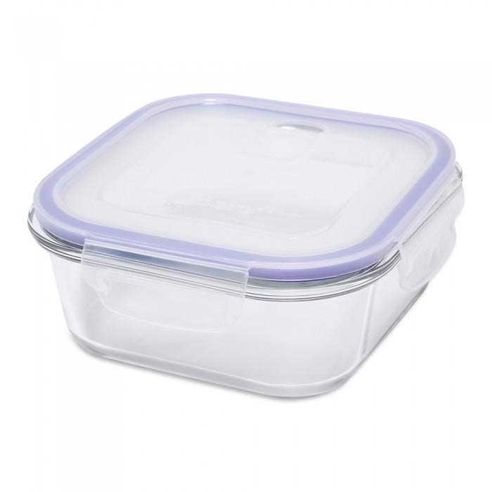 Контейнеры для еды DOSH | HOME Контейнер квадратный Sagitta 0.8 л контейнеры для еды dosh home контейнер квадратный sagitta 0 3 л