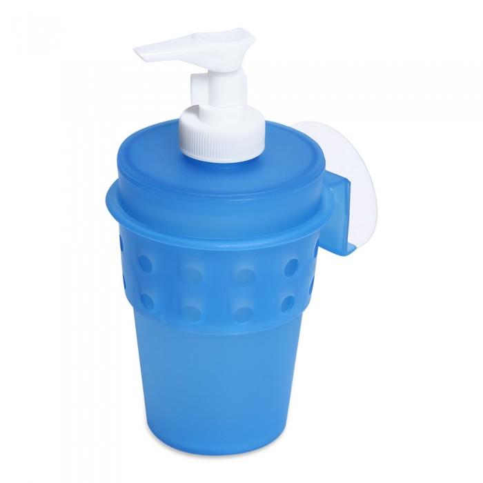 Аксессуары для ванн DOSH | HOME Дозатор для жидкого мыла на присоске Misam дозатор для жидкого мыла primanova kosta 19 5 7 5 см
