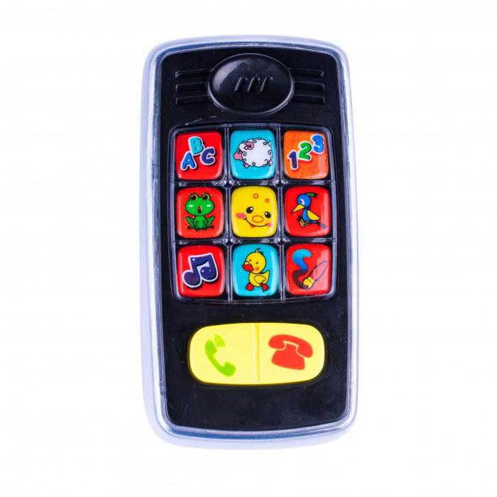 Развивающие игрушки Mommy love музыкальная Телефон