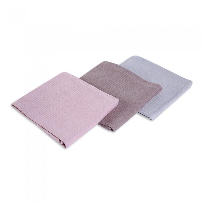Хозяйственные товары DOSH | HOME Набор полотенец Atira 3 шт. 101517 набор полотенец bellehome bellehome mp002xu02njl