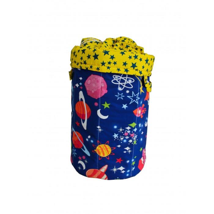 ДоММой Мешок для игрушек Космос
