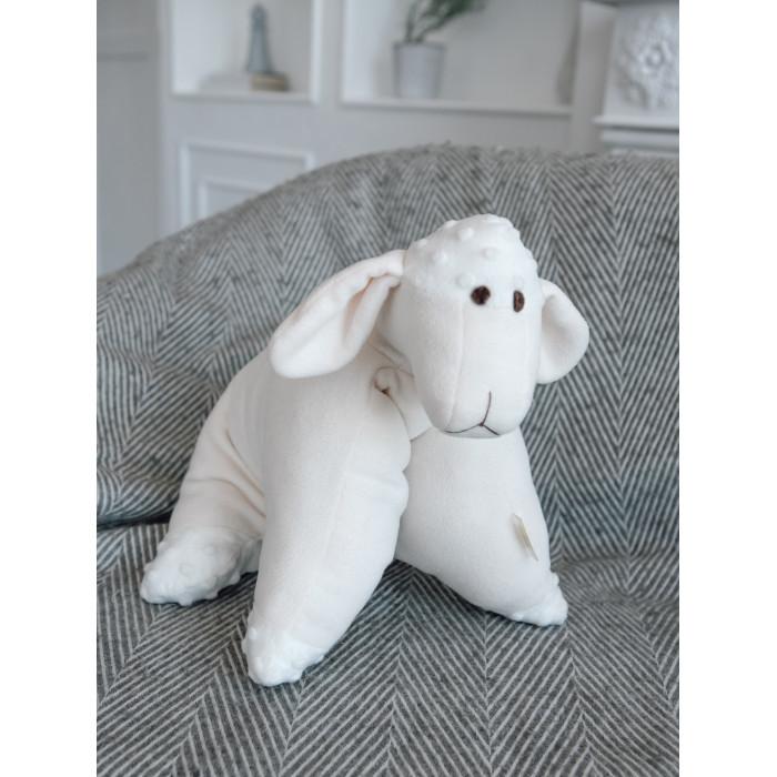 Фото - Подушки для малыша ДоММой Подушка-игрушка Овечка игрушка ночник chicco овечка розовая 30 см