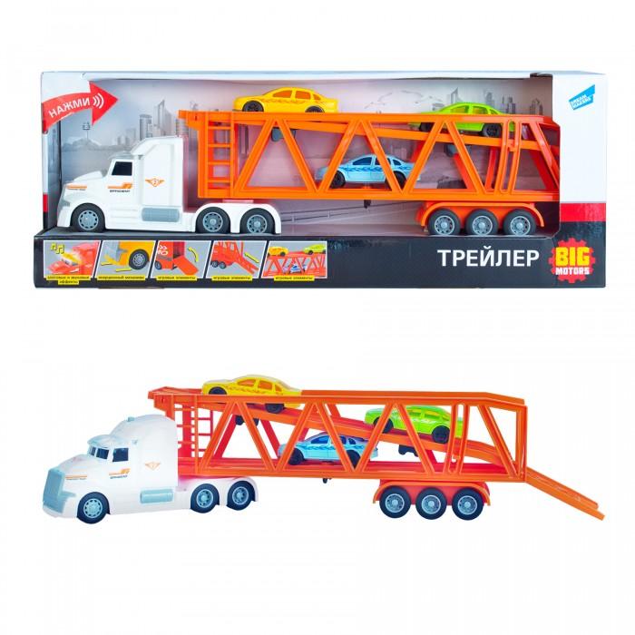 Big Motors Трейлер WY782B