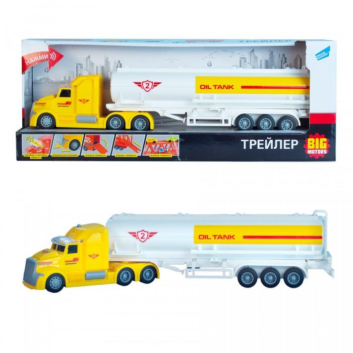Машины Big Motors Трейлер WY783A