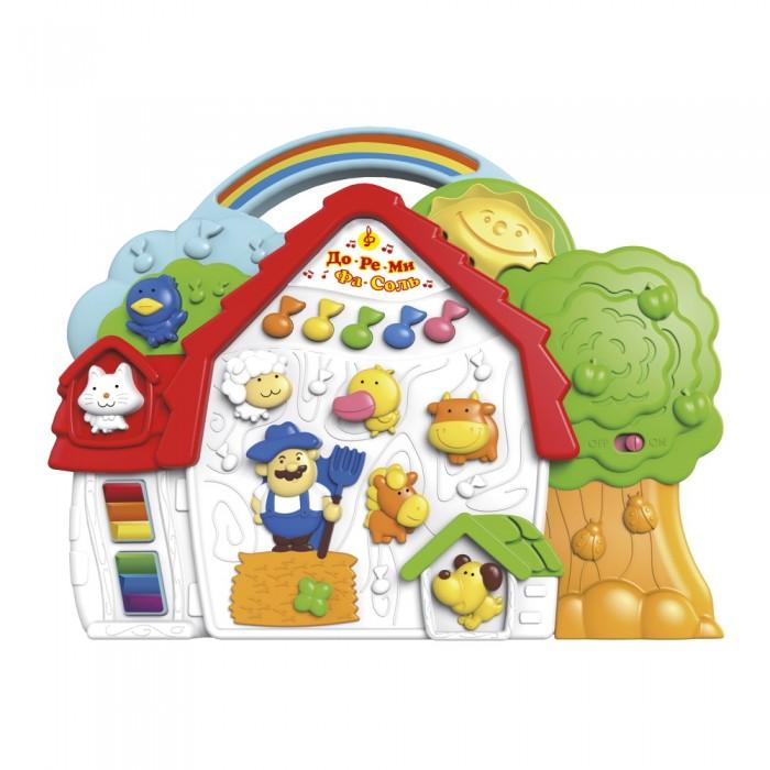 Развивающие игрушки Mommy love Музыкальный теремок развивающие игрушки mommy love говорящий телефон