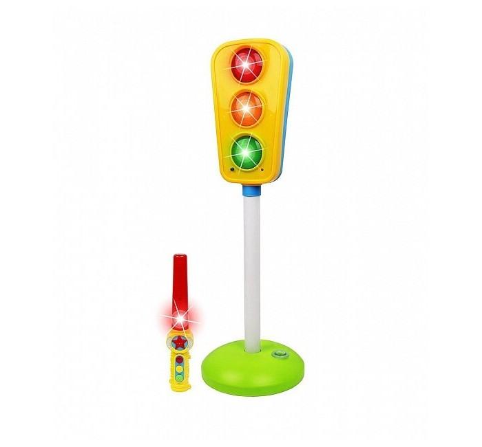 Электронные игрушки Zhorya Игрушка Светофорчик электронные игрушки zhorya игрушка чудесный фрукт