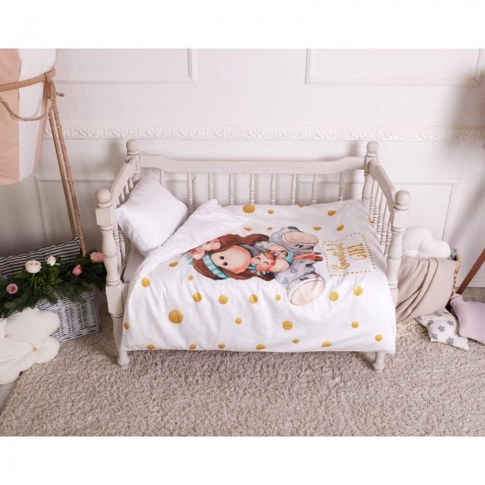 Постельное белье Крошка Я Принцесса Тиффани (3 предмета) постельное белье крошка я принцесса тиффани 3 предмета