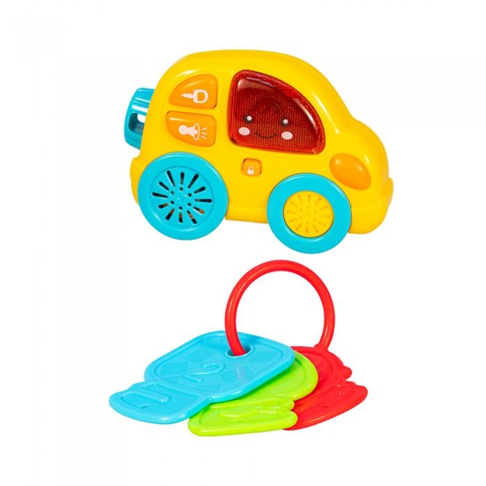 Электронные игрушки Mommy love Машинка с ключиками