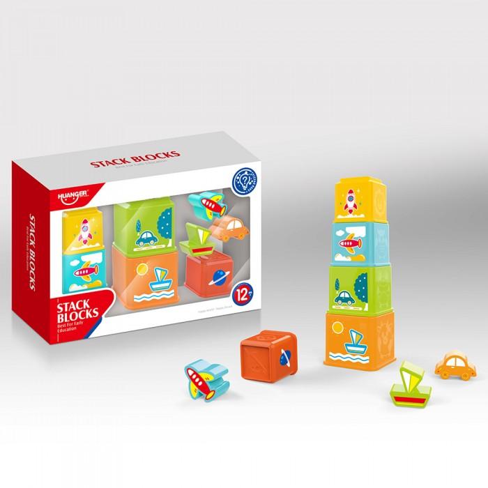 Развивающая игрушка Haunger Игровой набор Пирамидка фото