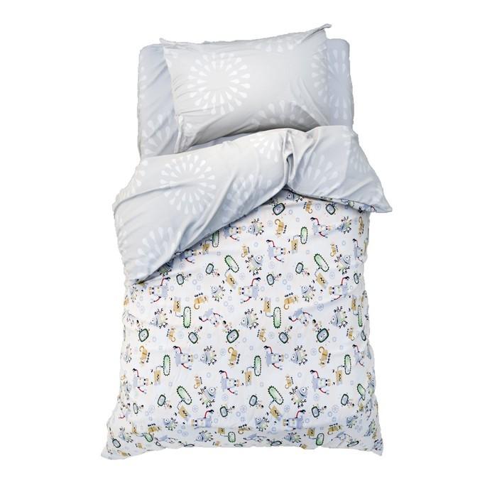 постельное белье 1 5 спальное Постельное белье 1.5-спальное Этель 1.5 спальное Роботы (3 предмета)