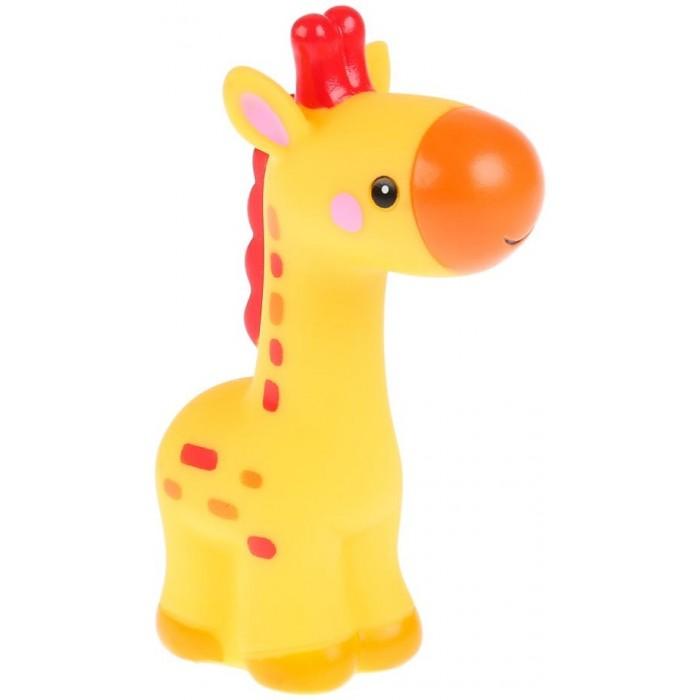 Игрушки для ванны Капитошка Игрушки для купания Fisher-Price Жираф 10 см игрушки для ванны капитошка набор для купания морские животные