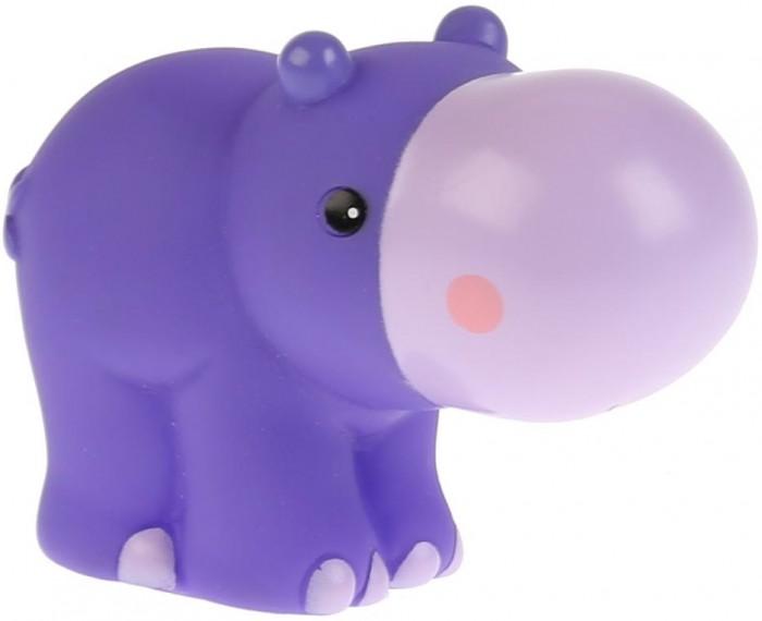 Игрушки для ванны Капитошка купания Fisher-Price Бегемот 6.4 см