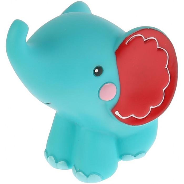 Игрушки для ванны Капитошка Игрушки для купания Fisher-Price Слоник 8.5 см игрушки для ванны капитошка набор для купания морские животные