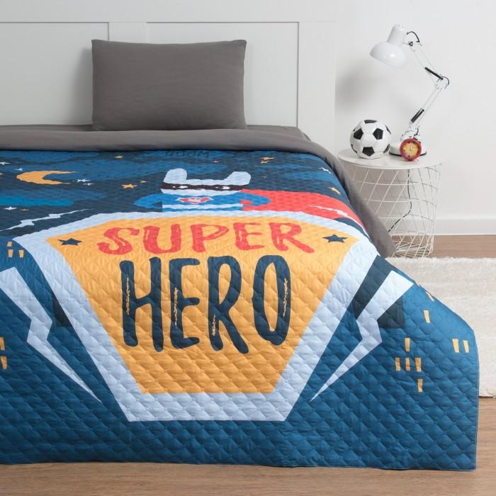 Покрывала Этель Покрывало Super hero 145х210 см