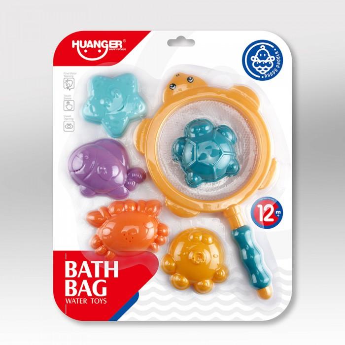 Игрушки для ванны Haunger Набор игрушек для ванной Морской