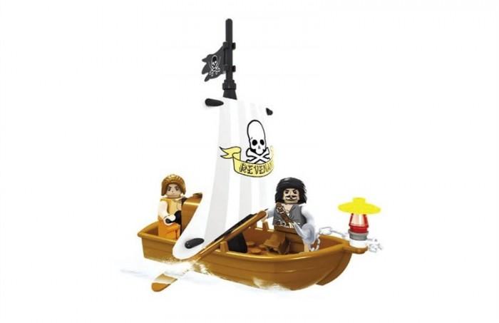 Конструкторы Ausini Пираты 44 детали