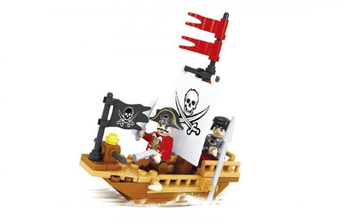 Конструкторы Ausini Пираты 66 деталей конструктор ausini серии пираты 285 27601