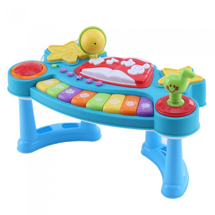 Игровой центр Ntoys Развивающий столик Музыкальное пианино