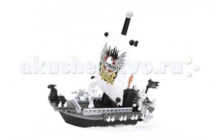 Конструкторы Ausini Пираты 125 деталей конструктор ausini серии пираты 285 27601