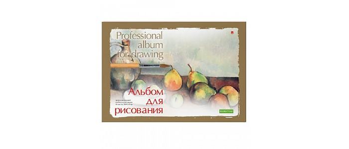 Принадлежности для рисования Альт Профессиональный альбом для рисования А5 40 листов альт альбом для рисования альт профессиональная на гребне а5 40 листов