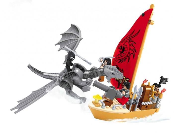 Конструкторы Ausini Пираты 132 детали