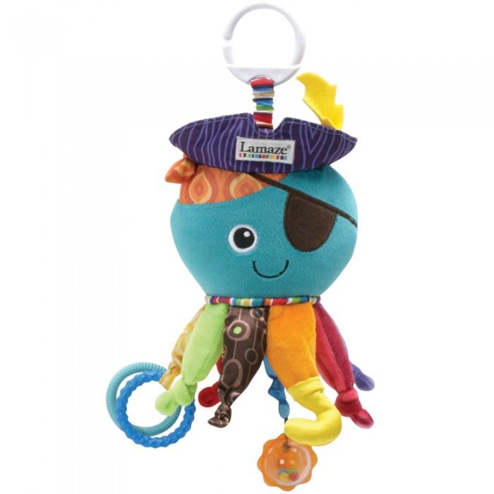 Подвесные игрушки Lamaze Капитан Кальмар рюкзак среднего размера everyday edition 16l