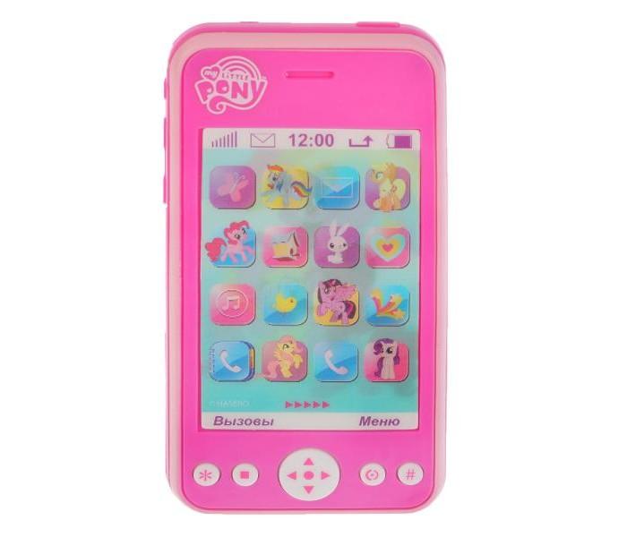 Электронные игрушки Умка Телефон My Little Pony 5 песен телефон