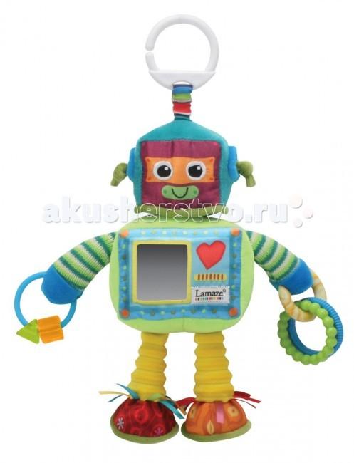 Подвесные игрушки Lamaze Робот Расти интерактивные игрушки yako робот y2055209