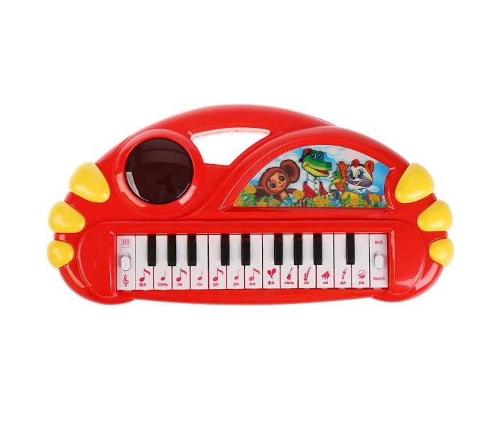 Картинка для Музыкальные инструменты Умка Пианино с 7-ю песнями В. Шаинского