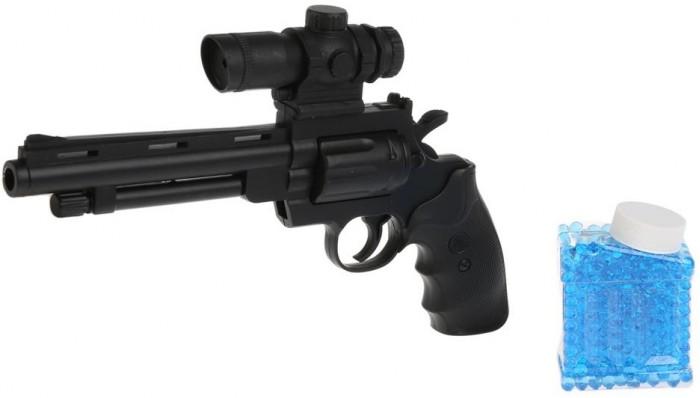 игрушечное оружие играем вместе револьвер играем вместе Игрушечное оружие Играем вместе Револьвер с гелевыми пулями