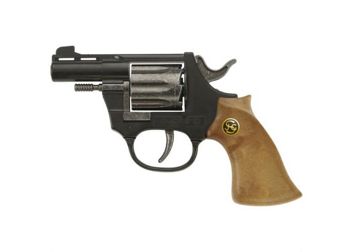 Игрушечное оружие Schrodel Игрушечное оружие Пистолет Super 8 игрушечное оружие sohni wicke пистолет texas rapido 8 зарядные gun western 214mm