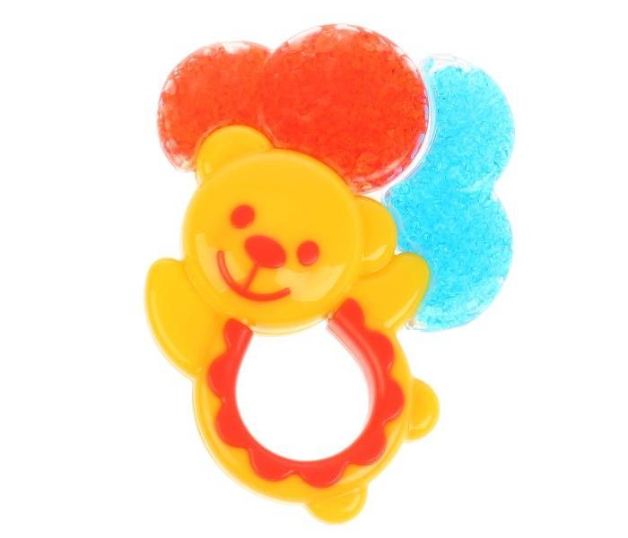 Прорезыватели Умка Мишка на шариках прорезыватель тм умка мишка на шариках на карт русс уп в кор 3 24шт
