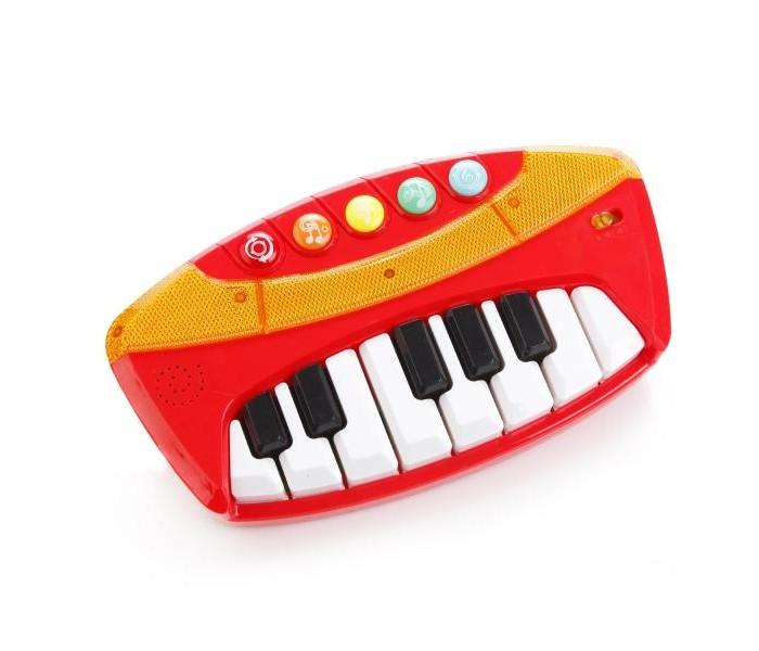 Музыкальные инструменты Умка Моё первое пианино с песнями В. Шаинского